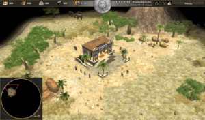 captura de pantalla de 0 a.d.