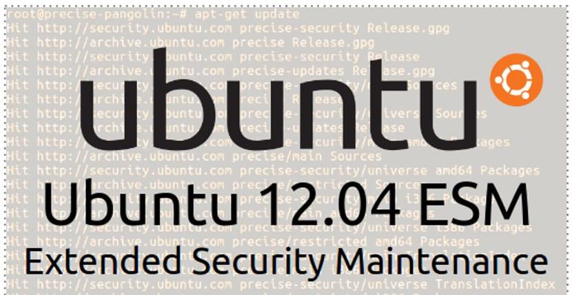Ubuntu 12.04 Extended Security Maintenance