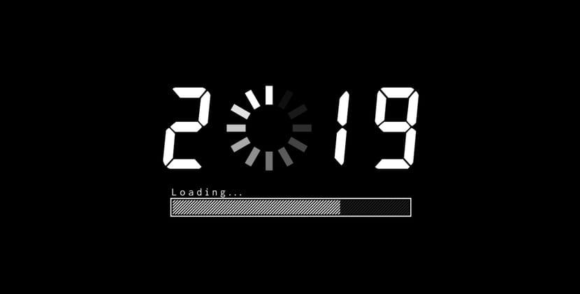 2019: barra cargando...