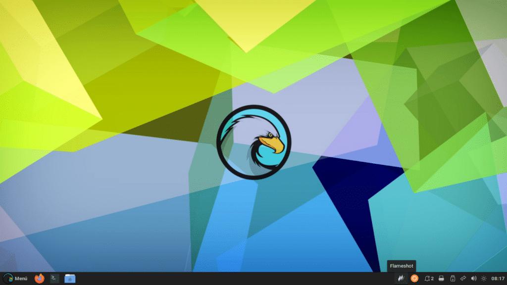 Probando Amarok LinuxOS 3.2.