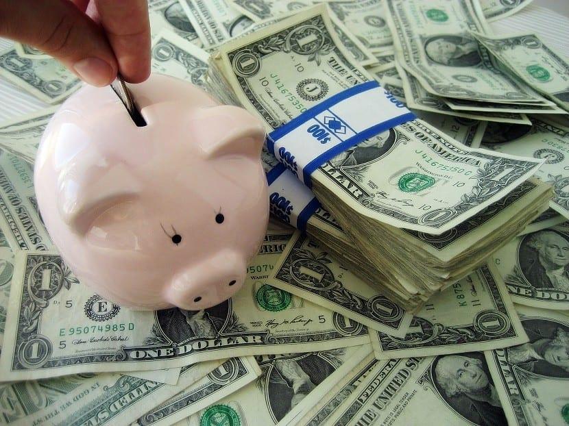 dinero de contables