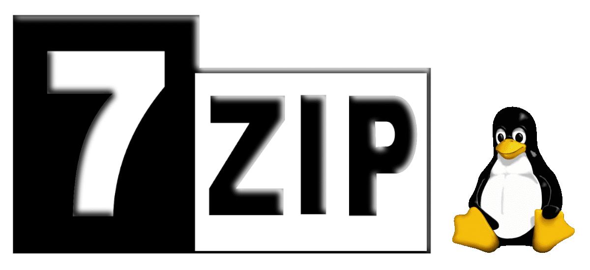7-zip en Linux