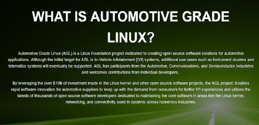 Linux coche del futuro