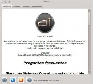 Aironux v1.7