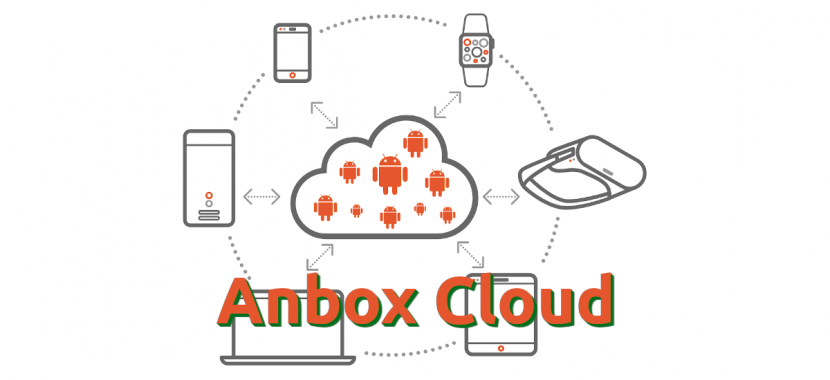 Anbox Cloud