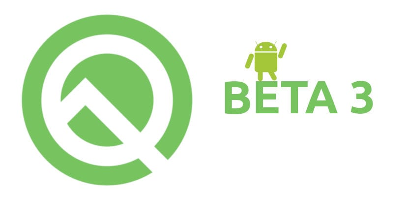 Android Q Beta 3