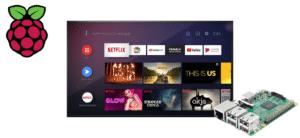 Android TV en tu raspberry pi