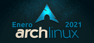 Arch Linux 2021.01.01