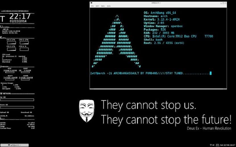 ArchStrike es el nuevo nombre que recibirá el viejo ArchAssault, una distribución basada en ArchLinux pero modificada para penetración y seguridad