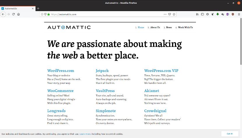 Automattic.Inc, la dueña de Wordpress.com compra Tumblr