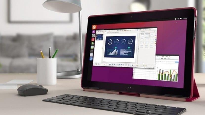 BQ M10 Ubuntu tablet