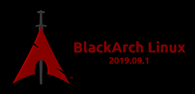 BlackArch 2019.09.1
