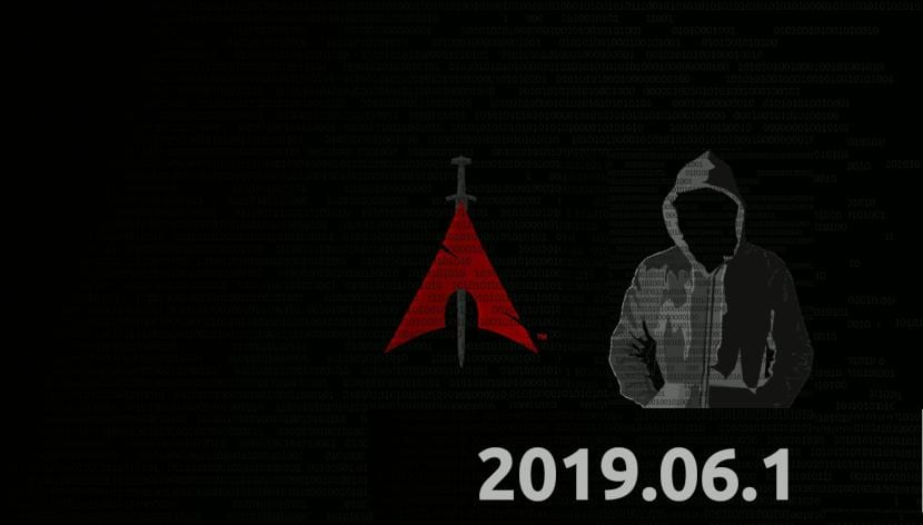 BlackArch Linux 2019.06.1