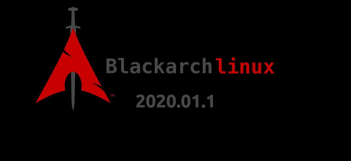 BlackArch Linux 2020.01.01