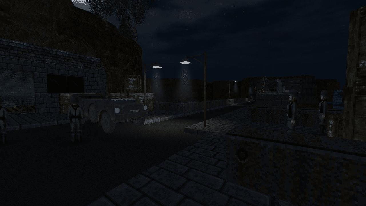 Captura de pantalla de Blade of Agony