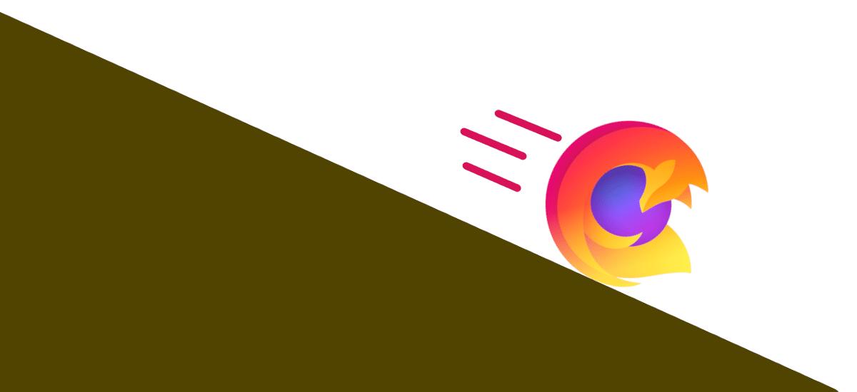 Caída de Firefox