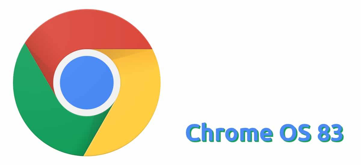 Chrome OS 83