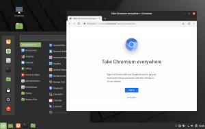 Chromium en Linux Mint