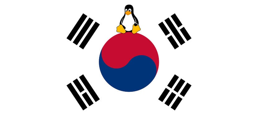 Corea del Sur y Linux