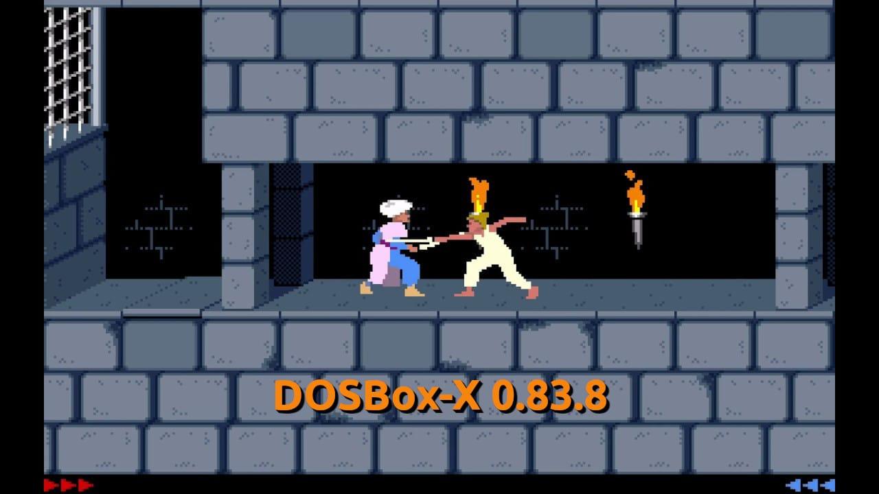 DOSBox-X 0.83.8