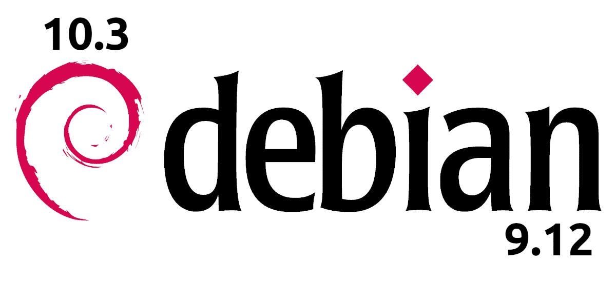 Debian 10.3 y 9.13 ya disponibles