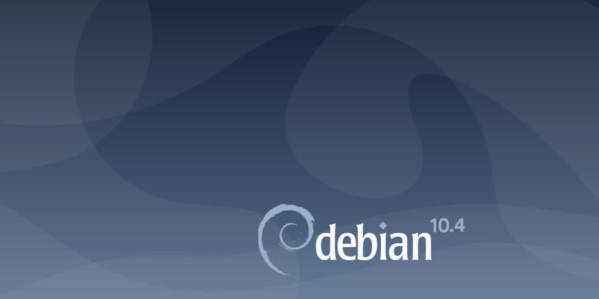 Debian 10.4