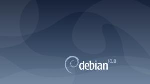 Debian 10.8