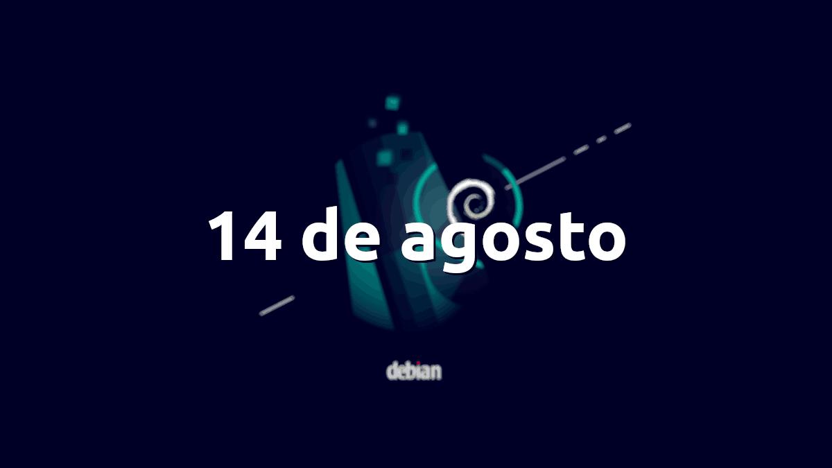 Debian 11 14 de agosto