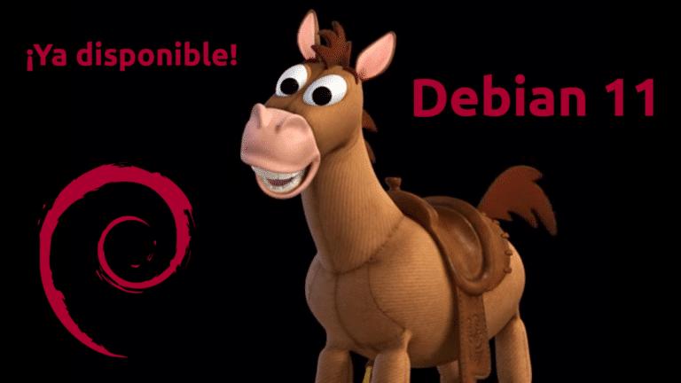 Debian 11 ya disponible