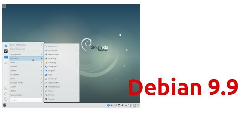 Debian 9.9