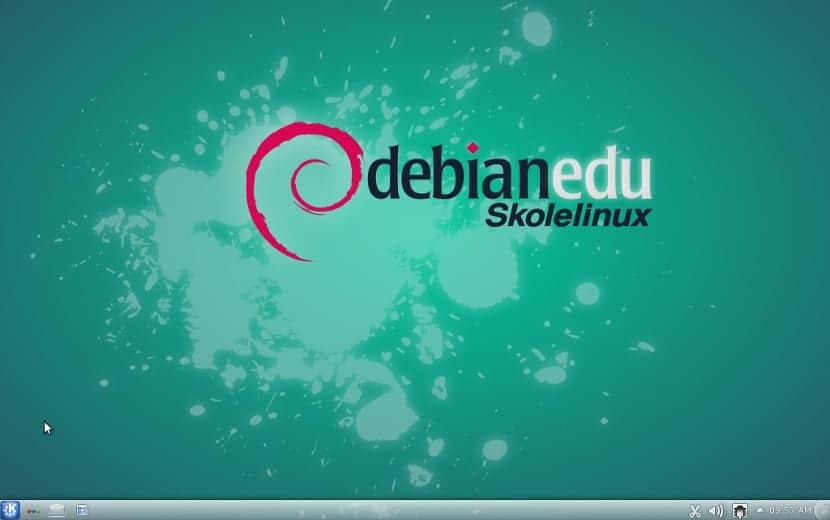 Debian Edu 9