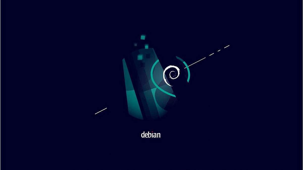 Fondo de Debian 11