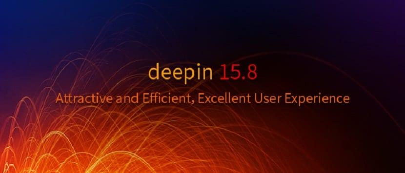 Deepin OS 15.8