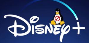Disney+ no disponible en Linux