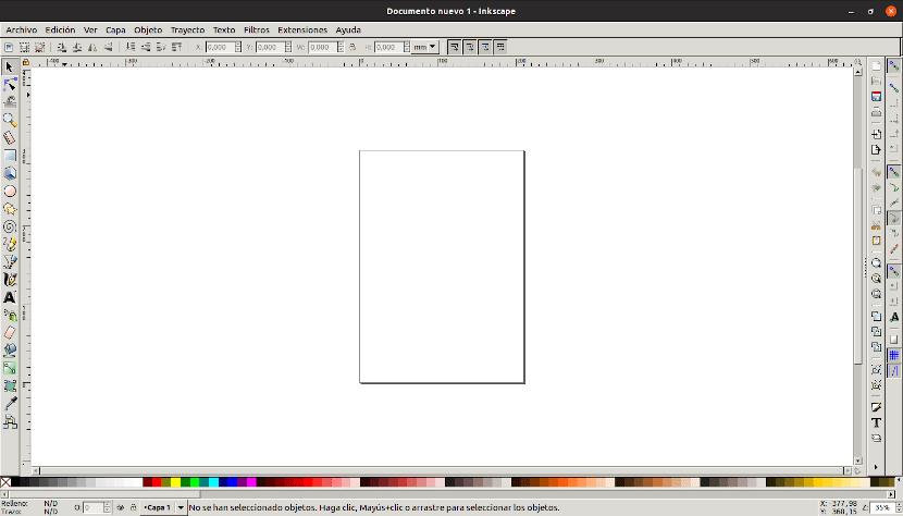 Inkscape, la mejor herramienta para la creación de gráficos vectoriales, no está incluida entre lass aplicaciones preinstaladas