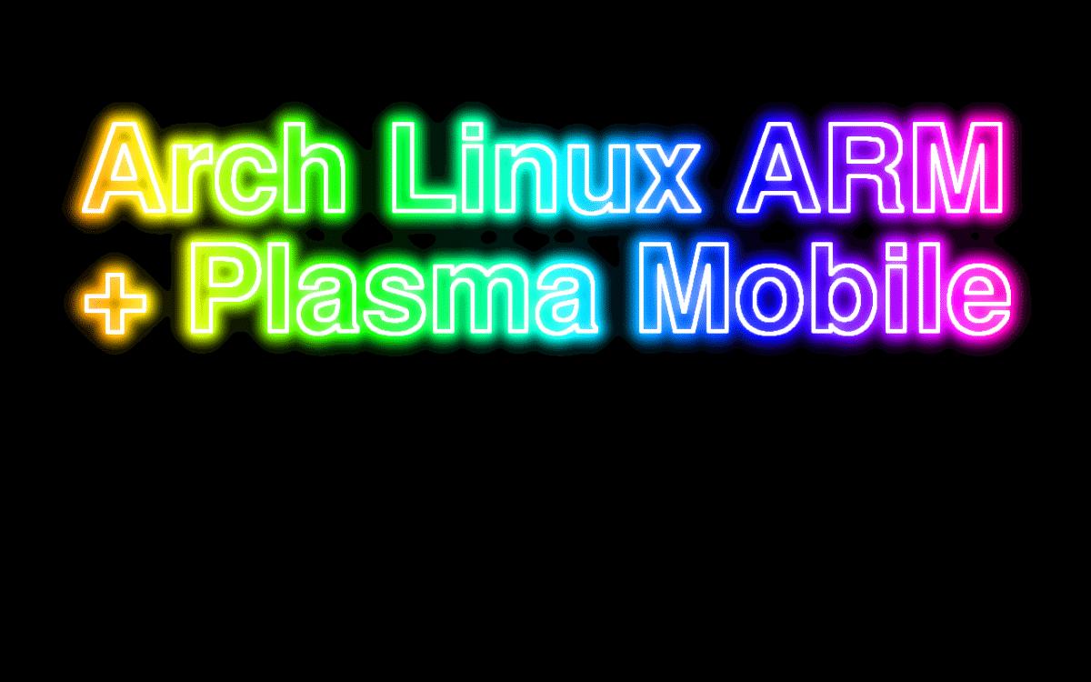 Efecto Neon colorido en GIMP
