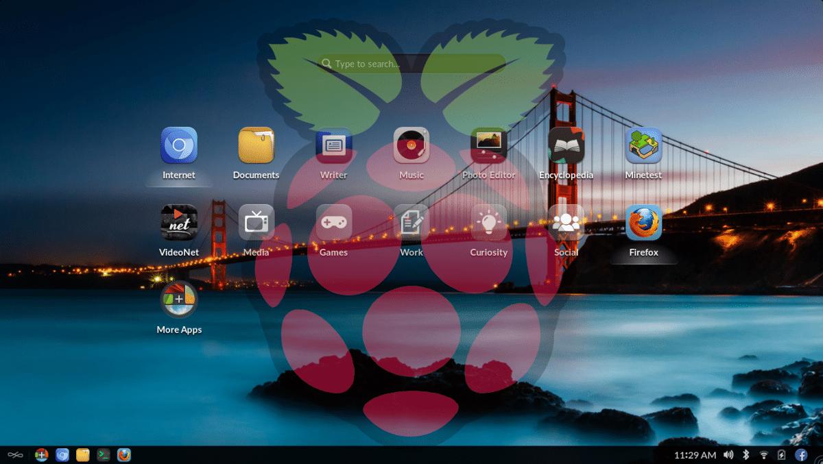 Endless OS en la Raspberry Pi