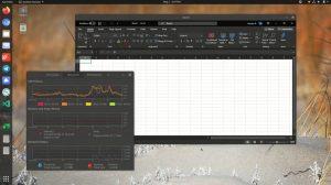 Excel de Microsoft Office en Ubuntu 20.04
