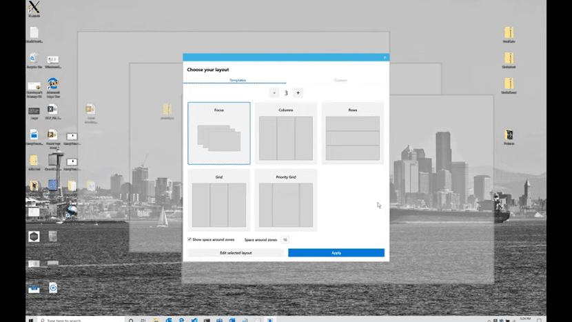 Fancy Zones es uno de los Power Toys para Windows 10
