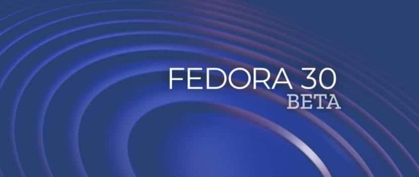Fedora 30 Beta