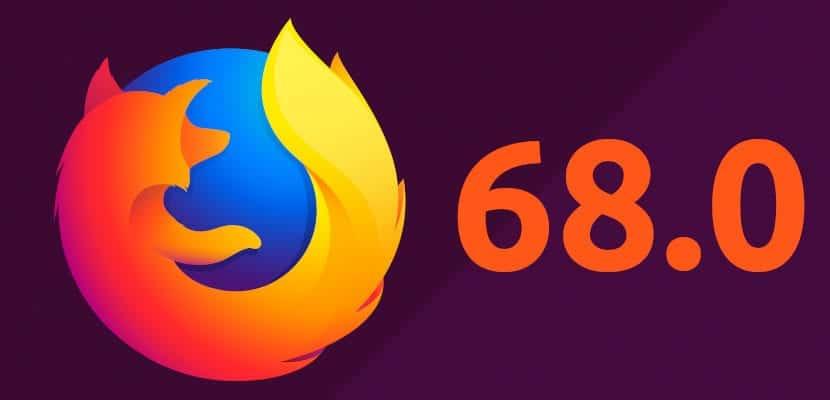 Firefox 68.0