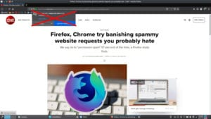 Firefox prueba función para bloquear notificaciones