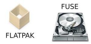 Flatpak y FUSE