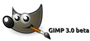 GIMP 3.0 beta