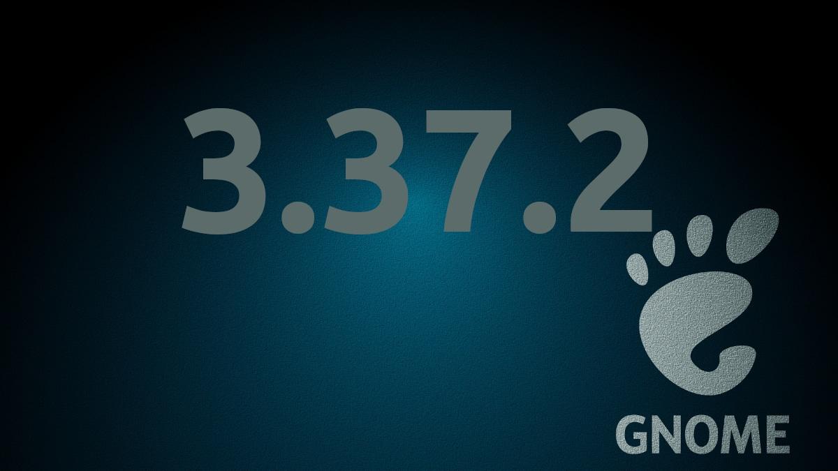 GNOME 3.37.2