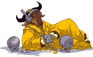 GNU's pet