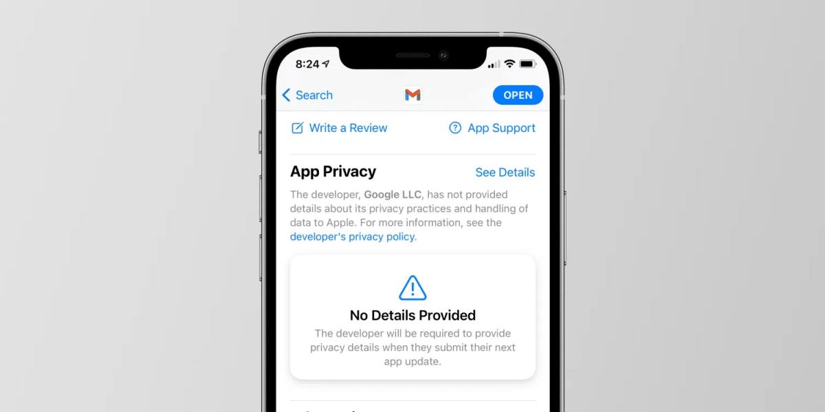 Google, niveles de privacidad