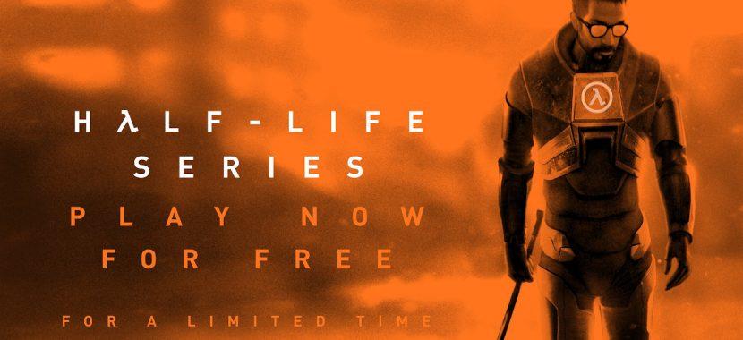 Half-Life gratis durante dos meses