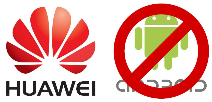 Huawei sin Android