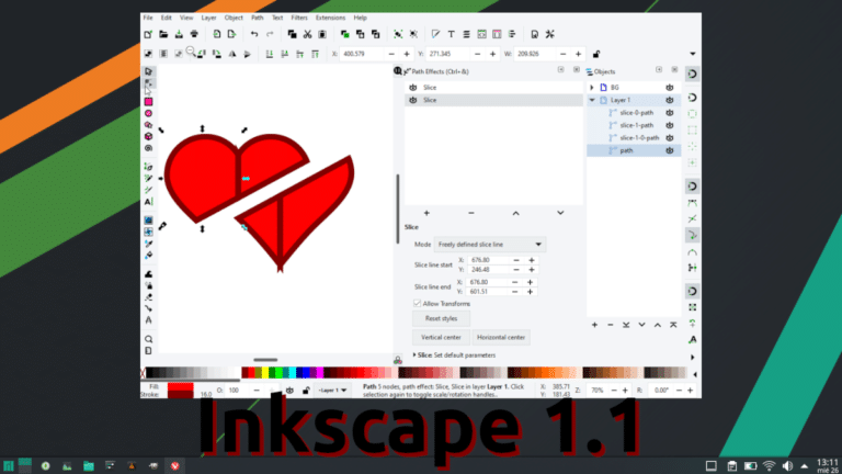 Inkscape 1.1